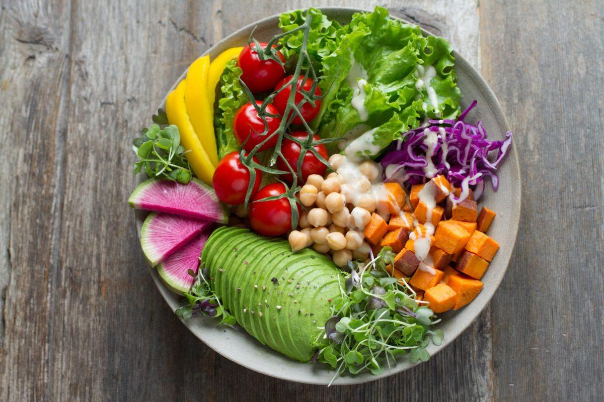 vegan food plant based recipes